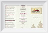 Fairfield Brochure